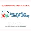 Hospital Week Logo