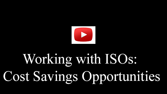 RemiWorking with ISOs